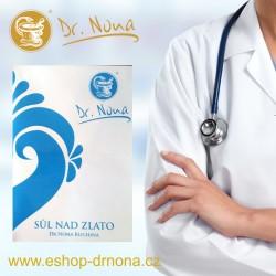 Dr.Nona Sůl nad zlato - brožura o využití soli Mrtvého moře