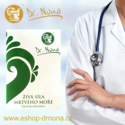 Dr.Nona Živá síla Mrtvého moře - boržura - produkty Dr.Nona a jejich popis