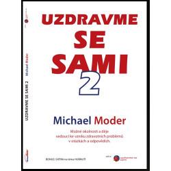 Uzdravme se sami II. -  kniha - autor - Michael Moder 2019